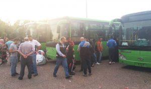 نازحون في طرابلس تمهيداً للعودة