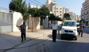 انتهاء حملة مكافحة البعوض والحشرات في طرابلس