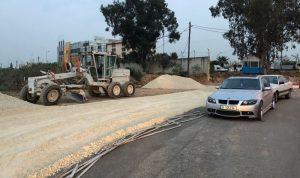 المباشرة بتنفيذ مشروع توسعة مدخل مرفأ طرابلس