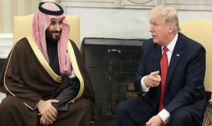 """ترامب لا يخطط للقاء بن سلمان خلال قمة """"العشرين"""""""