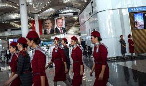 """افتتاح """"مطار اسطنبول"""" كأحد أكبر خمس مطارات في العالم"""