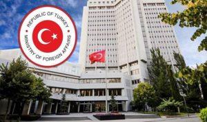 الخارجية التركية تستدعي السفير السعودي