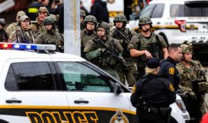 إصابة 5 أشخاص في إطلاق نار بواشنطن