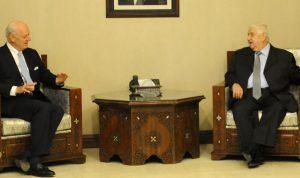 """دمشق تتشدد إزاء لجنة """"الدستور"""" وتعويل على تدخّل روسي مساعد"""