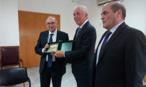 وزير الزراعة وقع اتفاقية تعاون متعددة الاطراف