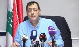 """أكرم الحلبي: قلّصنا الدين …ومن لديه مشروعاً بديلاً عن """"الفا"""" فليتفضّل"""