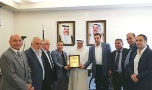 البعريني زار سفير الكويت: لبنان يفخر بعلاقاته مع إخوانه العرب