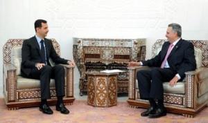 أرسلان شكر للأسد متابعته تحرير مختطفي السويداء