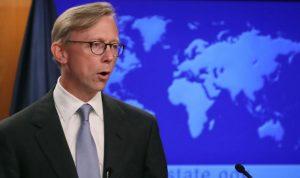 هوك: تهديدات إيران تزيد عزلتها في العالم