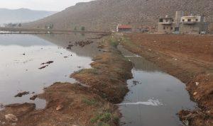اعتراض أهالي شليفا على إقفال مجرى المياه المبتذلة من محطة إيعات