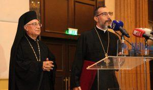 نداء عشية انعقاد سينودس كنيسة الروم الكاثوليك