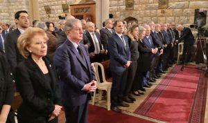 ذكرى استشهاد بيار الجميل.. الرئيس الجميل: لا خيار الا بالتأكيد على النضال