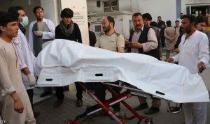 هجوم على حفل ديني بأفغانستان.. ووقوع عشرات القتلى