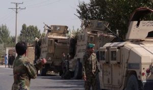 أفغانستان تعلن قبول هدنة طالبان في العيد