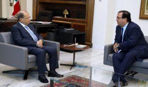 فوشيه من بعبدا: مستمرون بمساعدة لبنان