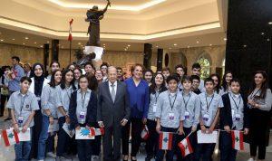 في الذكرى الـ 75 للاستقلال.. القصر الجمهوري يفتح أبوابه للطلاب