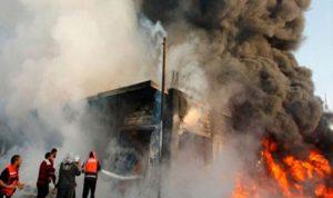 قتيلان وأربعة جرحى بانفجار عبوة ناسفة في بغداد