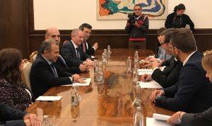 باسيل ينهي زيارته لصربيا.. وتأكيد على تعزيز التعاون السياسي والاقتصادي