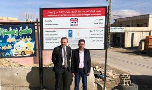 السفير البريطاني من عرسال: دعمنا سيستمر ويتطور