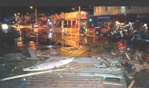 بالصور: زلزال يضرب تشيلي