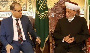 سفير مصر: لتشكيل الحكومة في أقرب فرصة