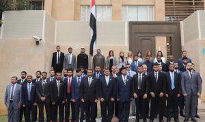 """سفارة الإمارات أحيت ذكرى """"يوم الشهيد"""""""