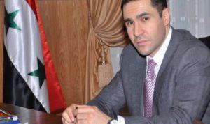 """نائب سوري لباسيل: شكل حكومتك أولاً وبعدها تكلم عن """"الاستئلال""""!"""