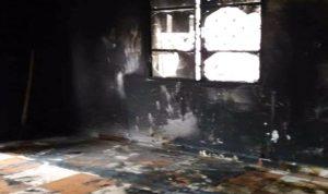 حريق كبير بمنزل في عكار واحتراق عدد من افراد العائلة