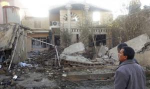 تسعة جرحى بانفجار مستودع أسلحة للحشد الشعبي في العراق