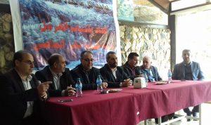 إيهاب حمادة: الجميع يتحمل مسؤولية حماية العاصي