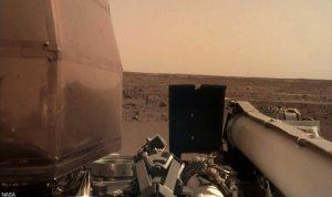 """أول سيلفي للمسبار """"إنسايت"""" من على المريخ"""