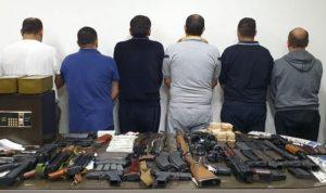 تفاصيل القبض على أخطر شبكة لتهريب المخدرات الى الدول العربية