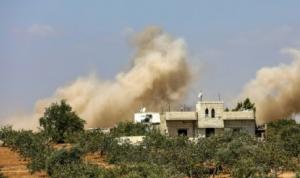 """مقتل 14 مدنيًا في غارات للتحالف على """"داعش"""" في شرق سوريا"""