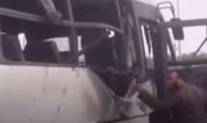 """""""داعش"""" يتبنى الهجوم على حافلة الأقباط في مصر"""