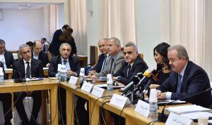 جابر: قانون النفط والغاز في البر على جدول الجلسة التشريعية