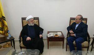 وهاب: الحريري غير صالح لرئاسة الحكومة