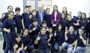 100 مليون يورو من الاتحاد الاوروبي لدعم التعليم في لبنان