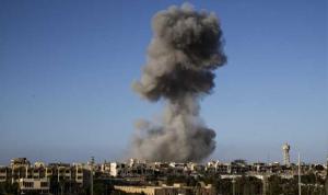 أكثر من 40 قتيلا بقصف لقوات حفتر على مدينة مرزق