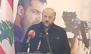 الرياشي: على كل العاملين بقضية سمير كساب مواصلة جهدهم