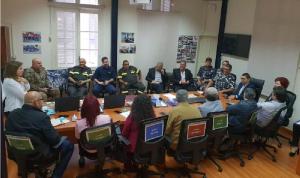 انطلاق غرفة عمليّات إدارة الكوارث في جبل لبنان