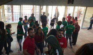 """تحالف """"القوات"""" و""""حركة الاستقلال"""" و""""المستقبل"""" و""""الكتائب"""" يفوز في NDU – برسا"""