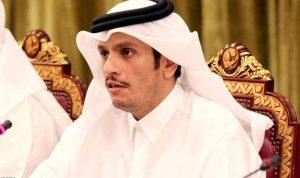 قطر مستعدة لحوار من دون شروط لحل الأزمة الخليجية