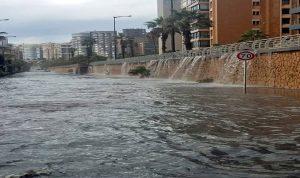 فضيحة فيضانات الرملة البيضاء.. شبيب يكشف المسؤولين بالأسماء!