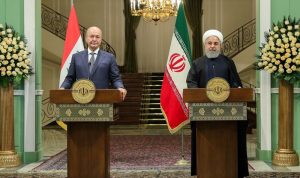 روحاني وصالح: الاتفاق على تعزيز العلاقات الإيرانية – العراقية