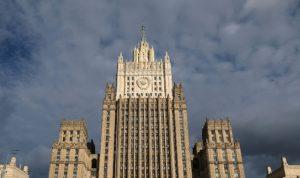 الخارجية الروسية تحذر من مواجهة دامية في قطاع غزة