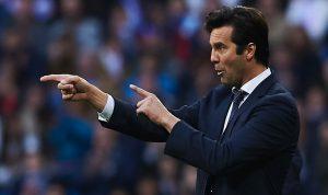 ريال مدريد يعين سولاري مدربا دائما لفريقه