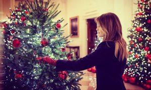 بالفيديو والصور: سحر الميلاد في البيت الأبيض!
