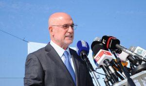 فنيانوس: سنضع خطوات عملية تحسّن واقع قطاع النقل العام