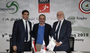 عودة بطولة غرب آسيا للرجال لكرة القدم بمشاركة لبنان