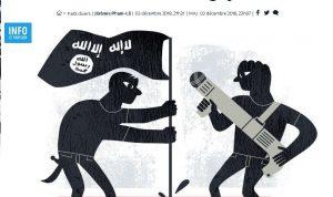 """""""داعشي أشقر"""" يستهدف المثليين في فرنسا!"""